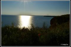 Лъчи над Калиакра